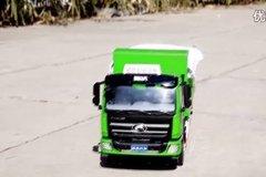 福田瑞沃精美卡车车模展示