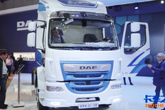 2018汉诺威车展:康明斯电动车配备表态 这款中卡能跑220公里