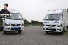 加强型底盘+3.7米货厢 东风途逸还有三年十万公里免费维修服务