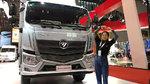 【上海车展】www.js77888.com220马力+法士特8挡箱 6米8市场再来狠角色