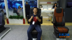 【上海车展】怎么舒适怎么来,这款格拉默座椅竟然配备触控液晶屏!