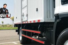 发动机省油 装载平台低 方便人工装卸货 或是城市配送轻卡的趋势