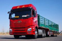 8.14吨自重 倒短能拉煤;11升锡柴460动力 长途可绿通