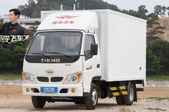 110马力+轻卡驾驶室售49800元  国六唐骏小卡静态评测