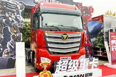 奔驰发动机+ZF变速箱 欧曼EST-A越来越高端,457是你的菜吗?