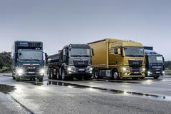 德国曼新一代TG系列卡车公布,新造型你喜好吗?