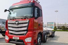 AMT+液缓 欧曼这款8x4载货车 可谓国际最高配之一