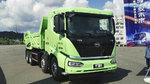 最大功率390kW续驶270公里 比亚迪T31纯电动渣土车新车发布