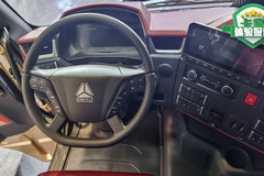 AMT变速箱可联动电子手刹! 黄河X7驾驶室抢先体验 这些功能更智能