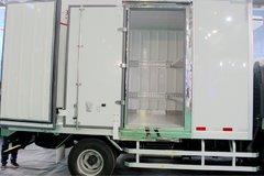 侧移门+货物防滑护栏 开乐这冷厢细节做的真实用