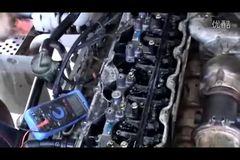 锡柴6DL2发动机安装皆可博制动器视频
