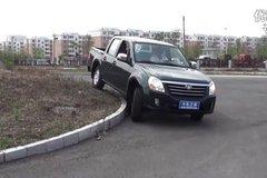 卡车之家长春试驾一汽通用坤程皮卡视频
