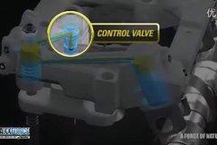 迈斯福发动机 皆可博制动器工作原理演示