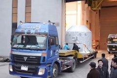 助力中国航天梦 福田戴姆勒签约航天保障车辆