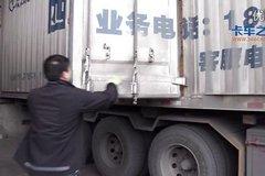 川杭VOLVO一天的卡车生活片段