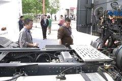 2014北京车展视频看车——北奔V3TH