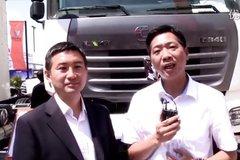 2014第十五届天然气展--联合卡车LNG环保渣土车