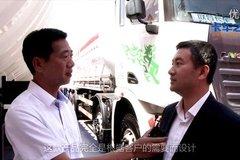 2014第十五届天然气展览会-联合卡车气体运输车