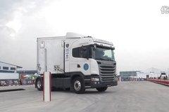 2014斯堪尼亚中国卡车驾驶员大赛哈尔滨赛区