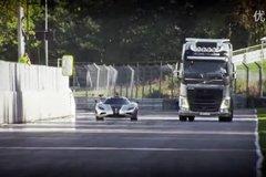 卡车和跑车谁更快?沃尔沃大片震撼来袭