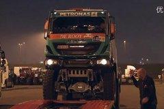 达喀尔2015依维柯车队 南美洲,我们来啦