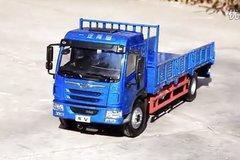 卡车之家一汽青岛卡车模型展示