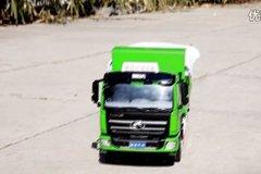 卡车之家福田瑞沃卡车车模展示