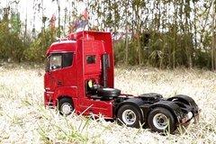 卡车之家福田戴姆勒欧曼车模展示