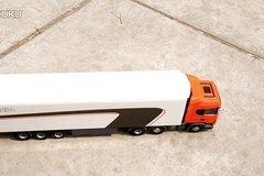 卡车之家斯堪尼亚卡车车模展示