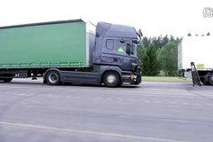 斯堪尼亚AEB制动系统助您降低撞击风险