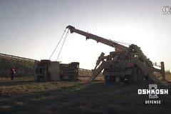 奥什科什重装备 10x10多功能救援车