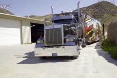 各种卡车组装 超大超漂亮半挂车改装介绍