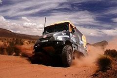 玻利维亚高原赛段 达喀尔巅峰时刻