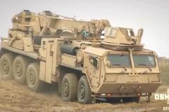 美国军队配置强悍的救援拖车 相当先进