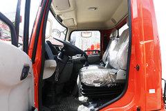 蓝牌轻卡货箱最大的嘉运 竟还配了气囊座椅