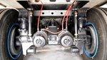 骨架车大梁是铝的 罐车竟然用橡胶悬架 它们真的耐用?