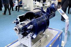 气囊悬挂+小圆轴降高度 BPW武汉展出增容减重方案
