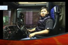 交警不随便拦车,在香港开卡车原来是这样的体验