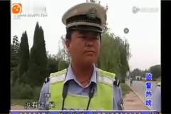 曝光:这群交警闯祸了,执法犯法,还被记者拍下了
