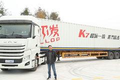 欧洲标准中国制造 江淮格尔发K7到底怎么样