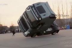 盘点最牛卡车司机, 最后一个让所有人看得很惊讶