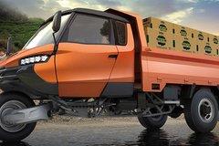 它虽然是一台农用三蹦子 但外形比红旗概念车还科幻