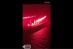 奇观!卡友们,你们见过夜晚12点的港珠澳大桥吗?