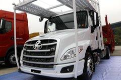 多装一台更赚钱 乘龙T5长头轿运车首次公开亮相