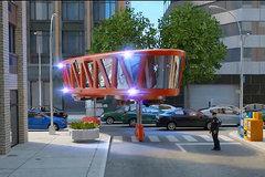惊掉下巴! 难道这就是未来的消防车?