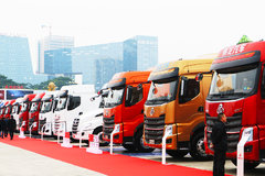 4大平台8大车系齐亮相 东风柳汽借年会诠释何为好卡车