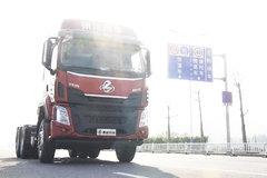 430马力乘龙H5自重仅7.7吨 让运输更挣钱