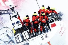 见证中国帆船航海成长与追梦之旅 东风队扬帆起航
