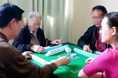 辛苦一年回家过年 可不能在赌博上把钱输掉