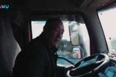 大年三十,杭州港最后一位卡车司机回家了